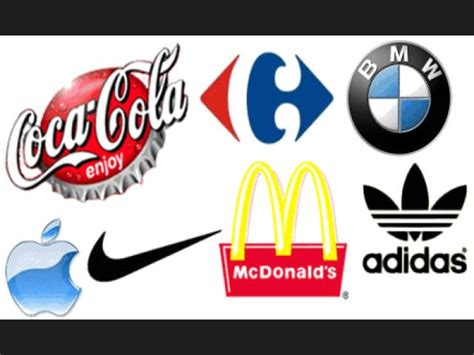 imagenes subliminales de marcas lista las marcas m 225 s famosas del mundo logos