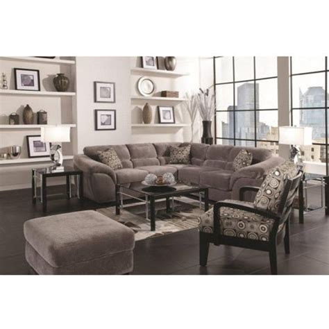 woodhaven living room furniture woodhaven ritz collection includes sofa ottoman coffee table 2 end tables and 2 ls