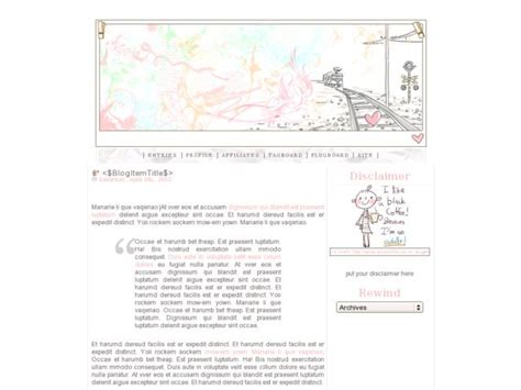 templates for blogger kawaii image gallery kawaii blogspot