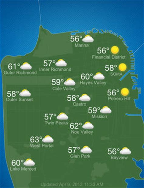 san francisco microclimate map science why the mission is 187 missionlocal