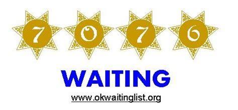 oklahoma housing authority waiting list