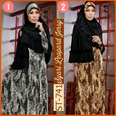 Gamis Longdress Terusan Panjang Muslim Andrea Dress namun ini hanya gamis terusan 1 pc fashion butiq