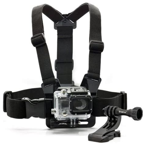 Chest Gopro chest belt mount for gopro mycamera ie