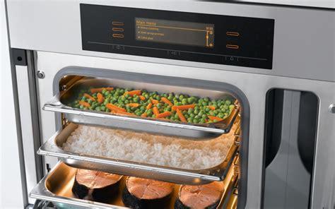 cuisine four vapeur four a la vapeur table de cuisine