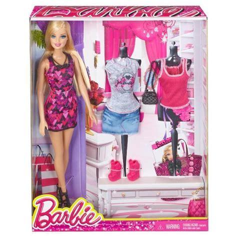 fashion doll set fashion doll with fashions gift set nib ebay