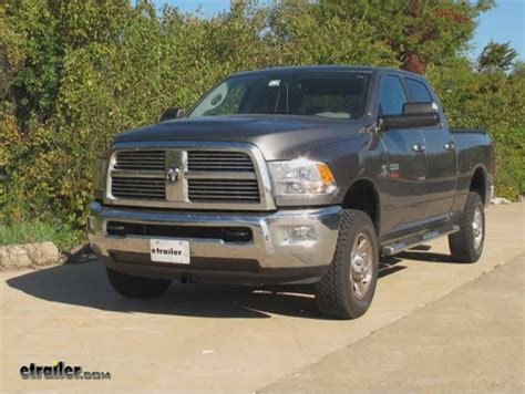 dodge ram front hitch curt front mount trailer hitch receiver custom fit 2