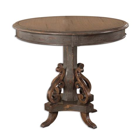 Uttermost Entry Tables 17 Best Images About Pedestal Dining Tables On