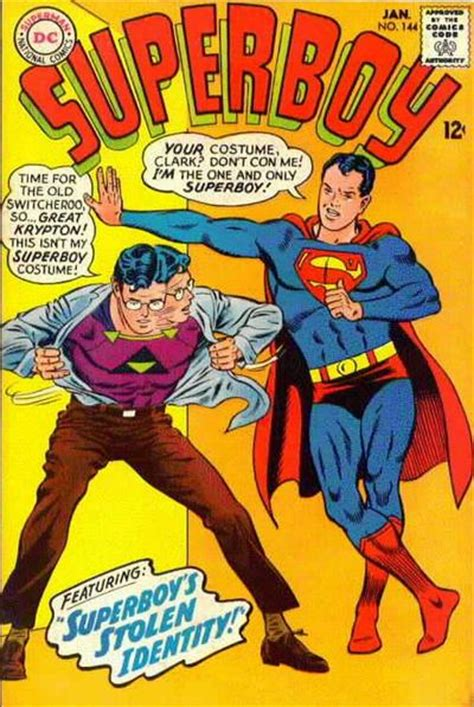 to ru vol 1 2 books superboy vol 1 144 dc comics database