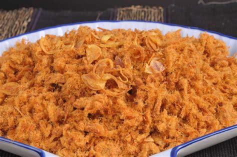 membuat abon sapi sendiri love indonesia recipe