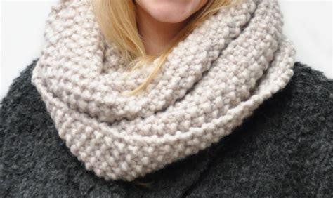 Modele De Snood à Tricoter Gratuit
