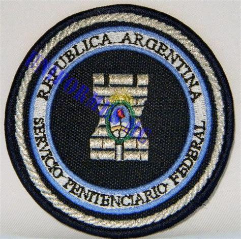uniforme servicio penitenciario bonaerense escudo sub oficiales s p f