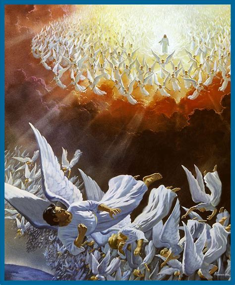 war in heaven fallen angels a scriptural analysis of the history of satan part 2