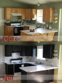 Kitchen Cabinet Transformation Kitchen Transformation Part 2 And Review Of Rustoleum
