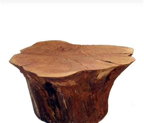 Tree Stump Coffee Table How To Make A Tree Stump Coffee Table The House Ill One Day Pinterest