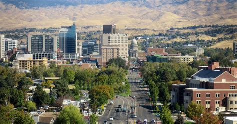 top 5 things to do in boise