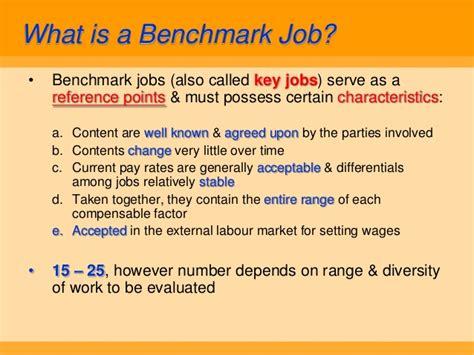 bench hiring job evaluation