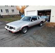 1984 Oldsmobile Cutlass Calais Hurst Coupe 2 Door 50L