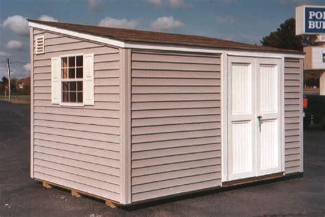 8 x 12 lean to narrow storage shed cu 7 portable