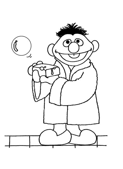 12 best images about coloring pages sesame street on