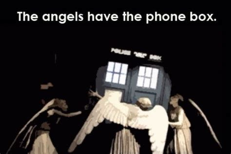 In The Arms Of An Angel Meme - image 80639 don t blink quot the weeping angels quot know