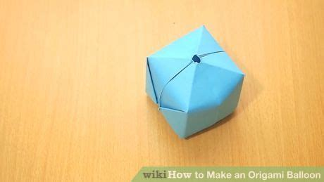 How To Make An Origami Paper Balloon - 17 best ideas about origami balloon on lantern