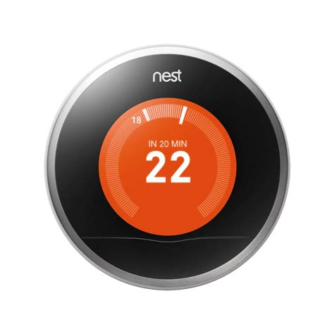 3rd Generation Nest Learning Thermostat   Water Thermostats   Thermostats & Controls