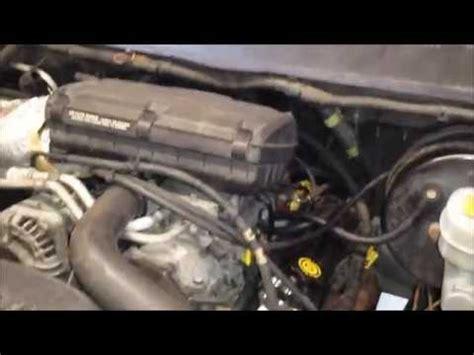 dodge ram  intake manifold  plenum gasket repair part  auto repair videosauto