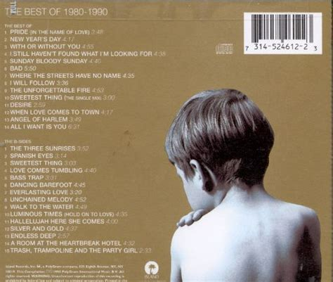 u2 best of the best of 1980 1990 the b sides u2 songs reviews