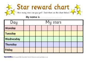 printable reward charts ks1 sticker chart template best 25 reward chart template
