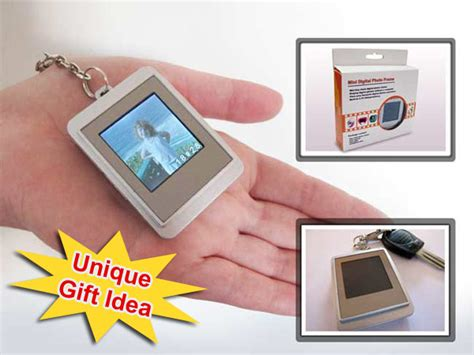 Unique Corporate Giveaways - digital photo frame keyring corporate gifts south africa