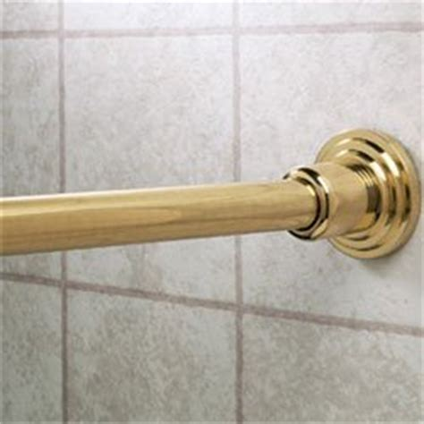 7 foot shower curtain rod 187 cheap gatco 800 1 inch by 6 foot shower rod brass