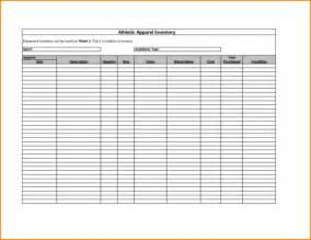 inventory spreadsheet template spreadsheet templates for