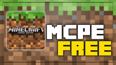 how to get minecraft pe for free on android how to get minecraft pocket edition for free 1 0