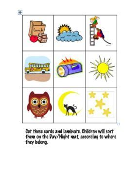 kindergarten activities day and night 87 best images about day night on pinterest night