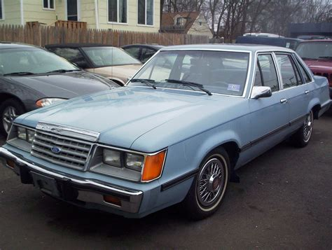 1985 Ford Ltd by 1985 Ford Ltd Information And Photos Momentcar