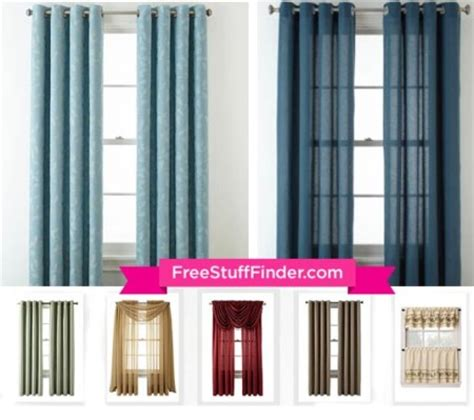 curtains on sale at jcpenney buy 1 get 1 for 1 162 curtains at jcpenney