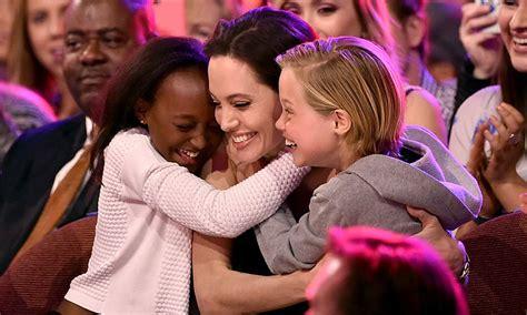 Brads Barn Angelina Jolie Reveals Her Children S Cute Nicknames And
