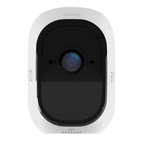 Netgear Vmc4030 Arlo Pro Hd Security With Rechargeable Battery arlo pro add on rechargeable wire free hd security with audio and siren vmc4030 100nas by