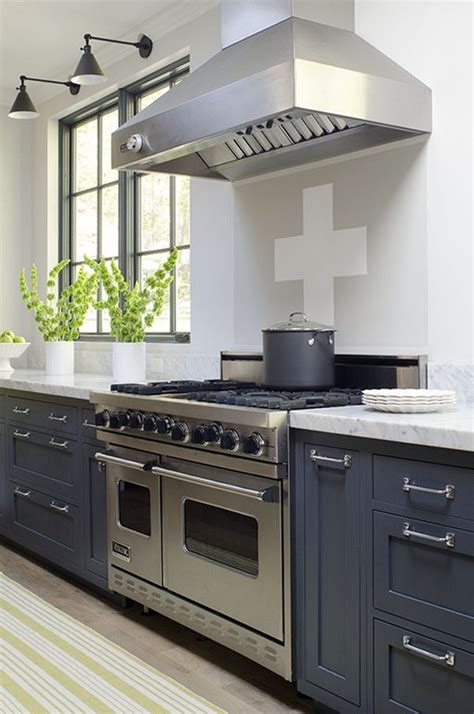 Blue Gray Cabinets Kitchen 50 Shades Of Grey The New Neutral Foundation For Interiors