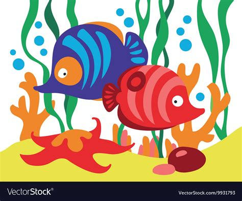 vector clipart   sea   cliparts
