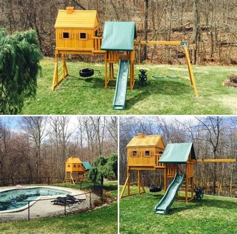 swing features 17 best images about swing set installations on pinterest