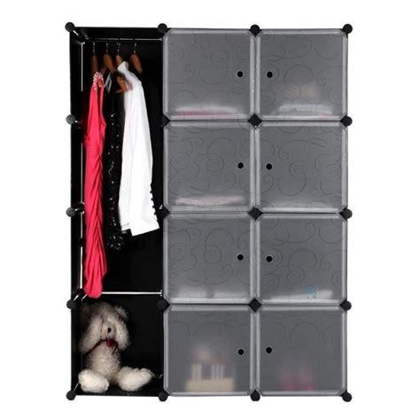 etagere rangement chambre armoire rangement etagere achat vente armoire de chambre