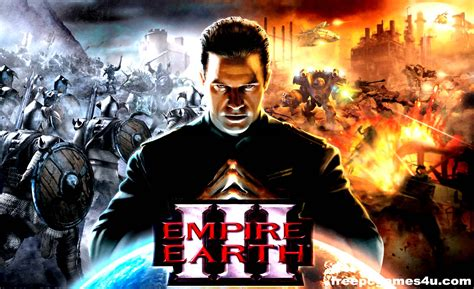 full version games for free empire earth 3 free full version download game