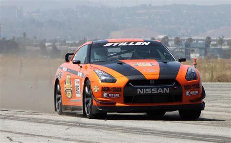 nissan race car stillen rolls out 620 hp nissan gt r targa race car