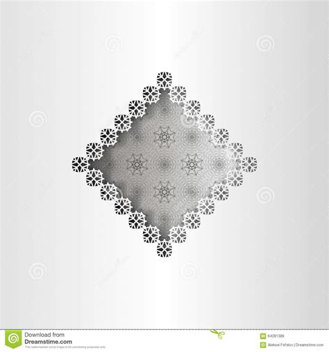 paper lace templates card paper lace greeting card stock vector image 64281389