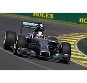 Hamilton Denies Ricciardo Pole At Formula One Australian