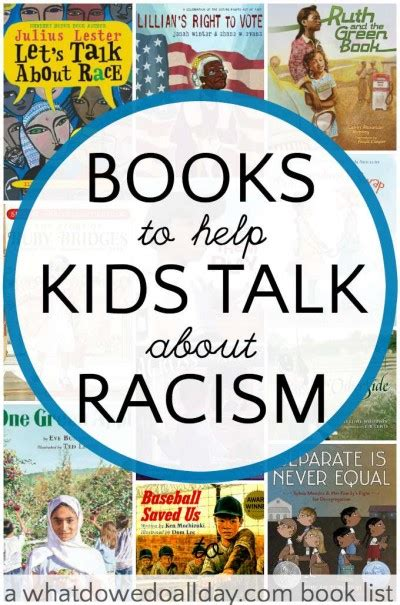racism from the of a child books picture books that teach to combat racism