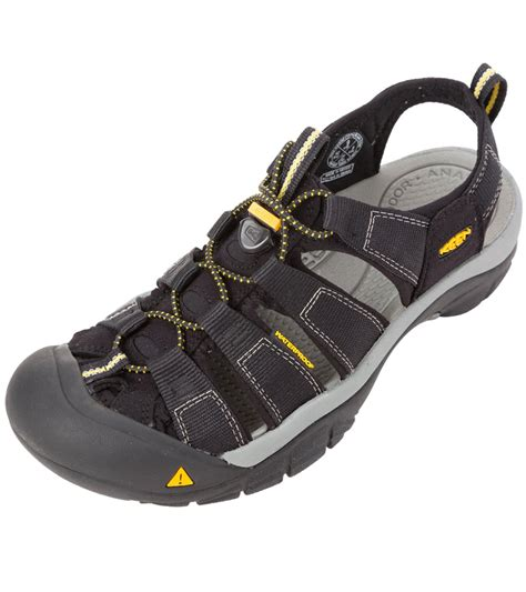 mens water sandals keen s newport h2 water shoes at swimoutlet free