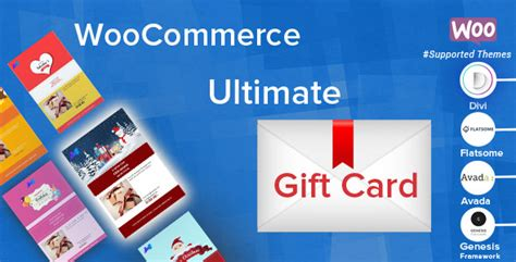 Woocommerce Gift Card Pro Nulled - woocommerce ultimate gift card v2 3 2 wordpress nulled