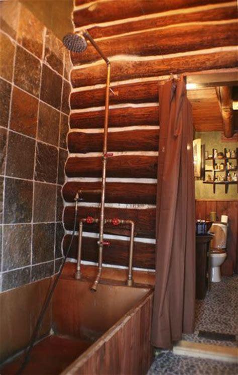 Copper Plumbing Fixtures exposed copper shower fixtures copper